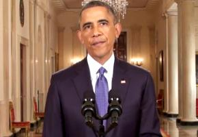 President Obama announces executive action on immigration in a televised speech