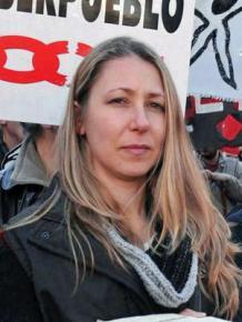 FIT candidate Myriam Bregman