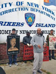 Rikers Island Internship