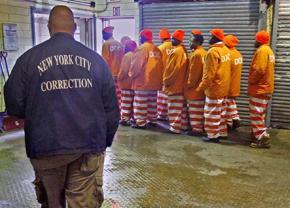 Inside New York City's Rikers Island