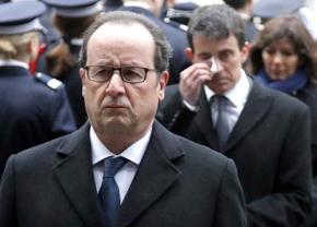 French Prime Minister François Hollande