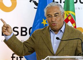 Portugal's new Prime Minister António Costa
