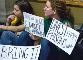The Columbia BDS campaign in solidarity with Palestine is following in the wake of a prison divestment struggle