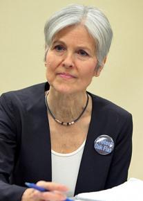 Dr. Jill Stein