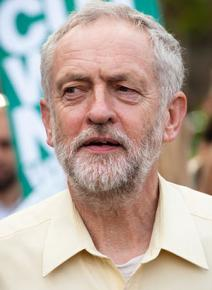 Labor Party leader Jeremy Corbyn