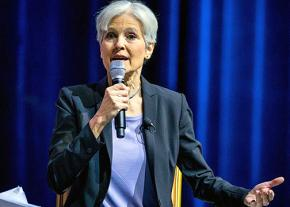 Former Green Party presidential candidate Jill Stein