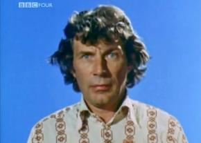 John Berger appearing in Ways of Seeing, his groundbreaking TV series for the BBC