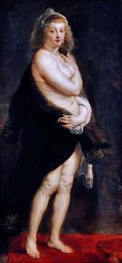 Peter Paul Rubens, Het Pelskin (1636-1638). Image courtesy Wikimedia Commons