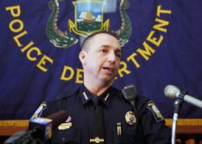 Portland Police Chief Michael Sauschuck