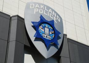 Oakland Police Department headquarters