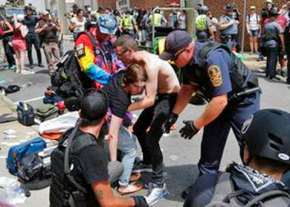 Helping the injured after an act of far-right terror in Charlottesville