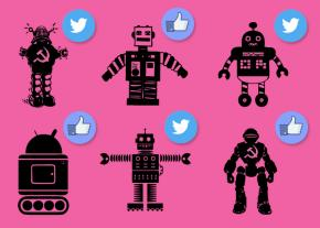 Are social media bots a threat to democracy?