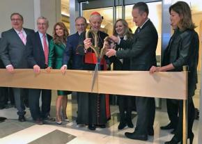 The grand opening of the Museum of the Bible in Washington, D.C.