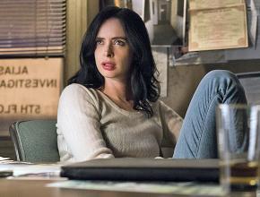 Krysten Ritter stars in the Netflix series Jessica Jones
