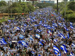Thousands demonstrate against pension cuts and government repression in Nicaragua