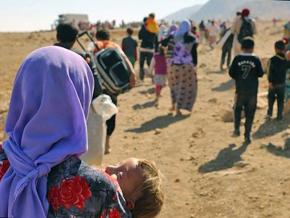 Syrian refugees attempt to return to their homes from Lebanon