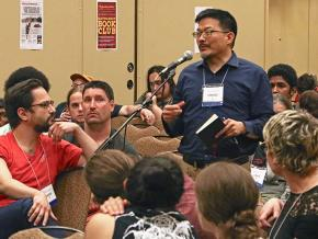 A discussion at the Socialism 2018 conference in Chicago