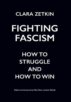 Cover image: Fighting Fascism: How to Struggle and How to Win