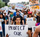 Thousands march to defend DACA and immigrant rights in Los Angeles (Molly Adams | flickr)