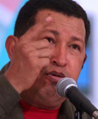 Hugo Chávez (Marcelo Garcia | AFP)