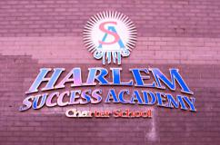 Harlem Success Academy runs four charter schools in New York City