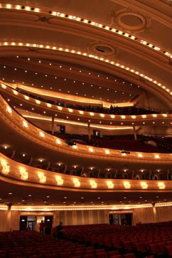 Inside the Chicago Symphony's Orchestra Hall