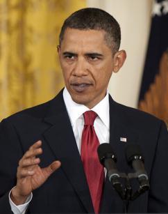 President Obama (Bill Ingalls)