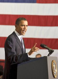 President Barack Obama (Paul E. Alers)