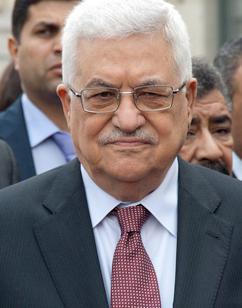 Mahmoud Abbas (Olivier Pacteau)