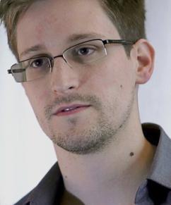 Edward Snowden (Laura Poitras)