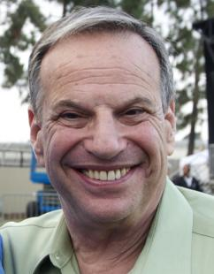 San Diego Mayor Bob Filner (Bob Ross)