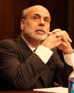 Fed Chairman Ben Bernanke (Shirley Li)