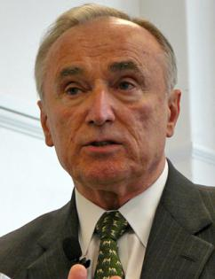 NYPD Commissioner Bill Bratton