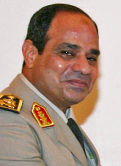 Gen. Abdel-Fattah el-Sisi