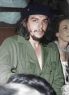 Che Guevara in 1959 (Museo Che Guevara)