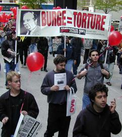 in defense of torture Official us policy is to decry torture at least when done by adversaries but ambiguities abound when us operatives do the torturing then, torture becomes debatable and its defenders go on tv .