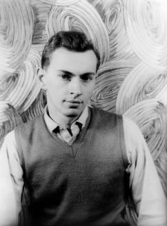 Gore Vidal in 1948 (Carl Van Vechten)