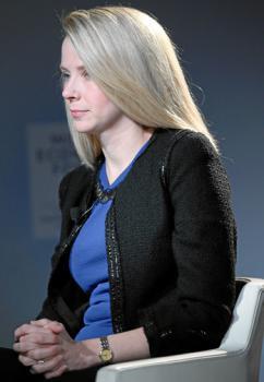 Yahoo CEO Marissa Mayer (Mirko Ries)