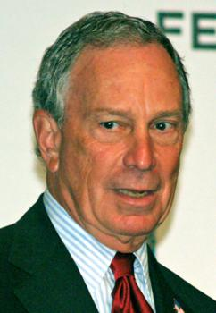 New York City Mayor Michael Bloomberg (David Shankbone)