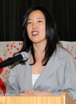 Washington, D.C., School Chancellor Michelle Rhee (Iris Harris)