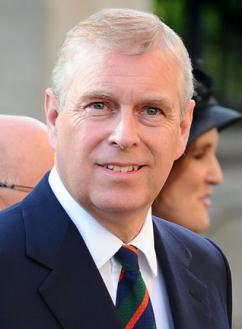 Prince Andrew (Aaron McCracken)