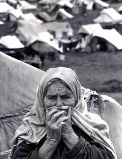 The founding of the state of Israel was based on forcing Palestinians to flee their homes (Ahmadphotos)
