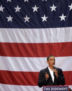 Barack Obama (Brett Flashnick)