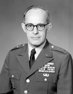 Gen. William Odom (Russell Roederer | DoD)