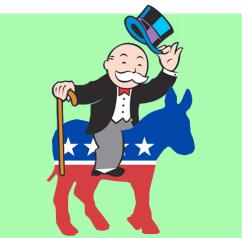 The Democrats are hoping to become big business' favorite party (Eric Ruder | SW)