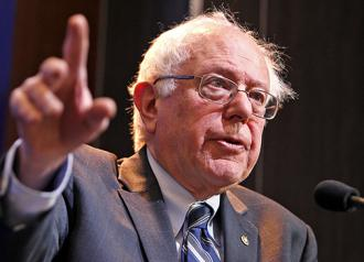 Vermont Sen. Bernie Sanders (Paul Morigi | Brookings Institution)