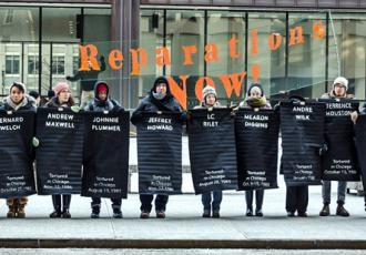 Demanding reparations for the victims of Chicago police torture