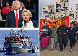 Looking back at 2016 and the tale of two Americas