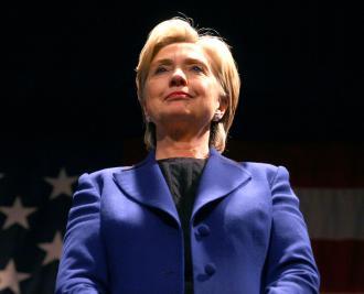 HIllary Clinton (Daniella Zalcman)