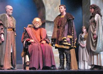 an analysis of the kin lears madness in king lear a play by william shakespeare A short summary of william shakespeare's king lear this free synopsis   goneril and regan, lear's older daughters, give their father flattering answers.